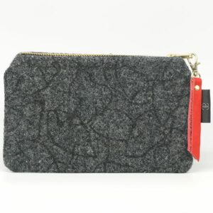 Dark Grey Purse
