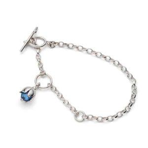 Emma Lavery Bluebell Bracelet