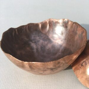 Fiona Campbell Copper Bowl