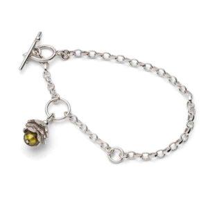 Emma Lavery pinecone Bracelet