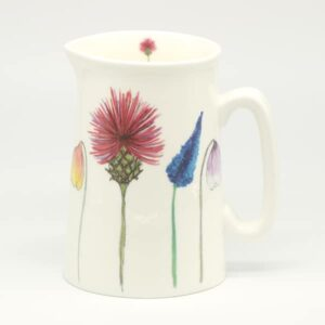 Emma Marie Strange Medium Wildflower Jug1a